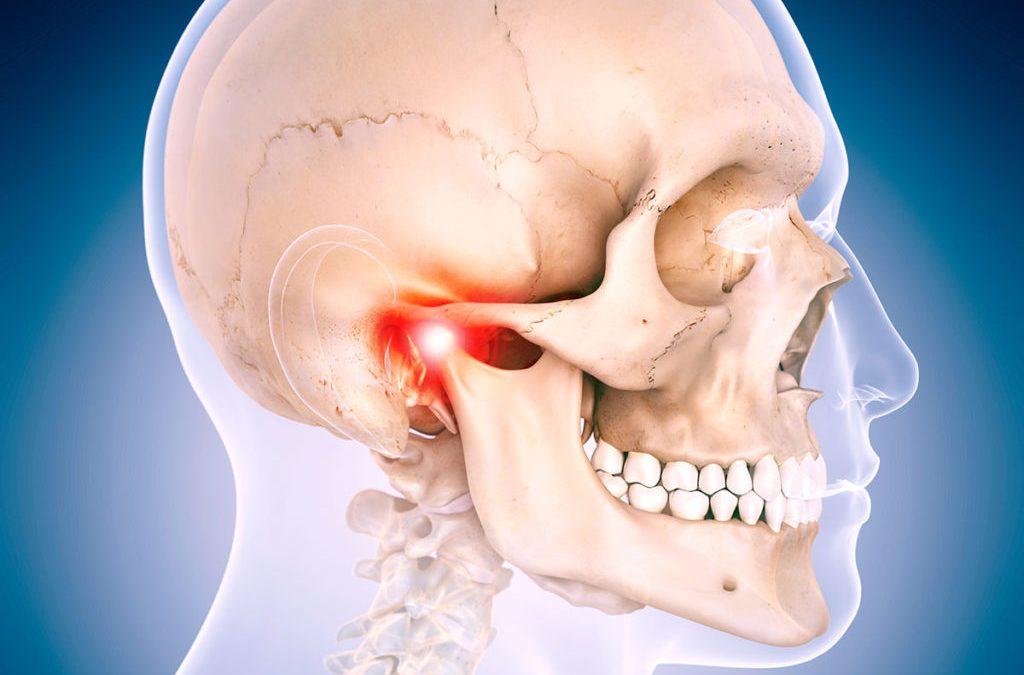 Causas de la Articulación temporomandibular