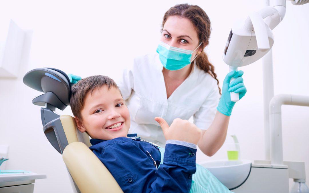 ¿Qué es un dentista pediátrico?